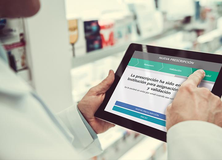 Prescripción Médica Electrónica